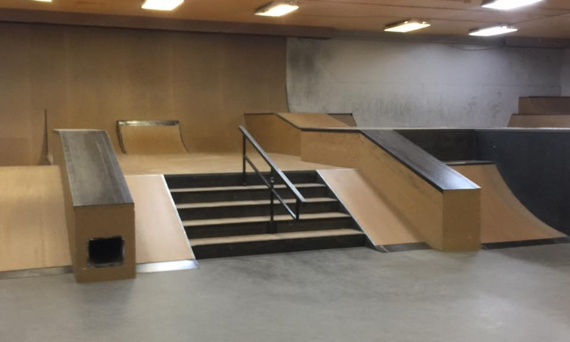 Incline Industries Skate & BMX Park